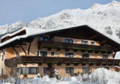 Ferienwohnung Leutasch im Ostbacher-Stern Appartementhaus